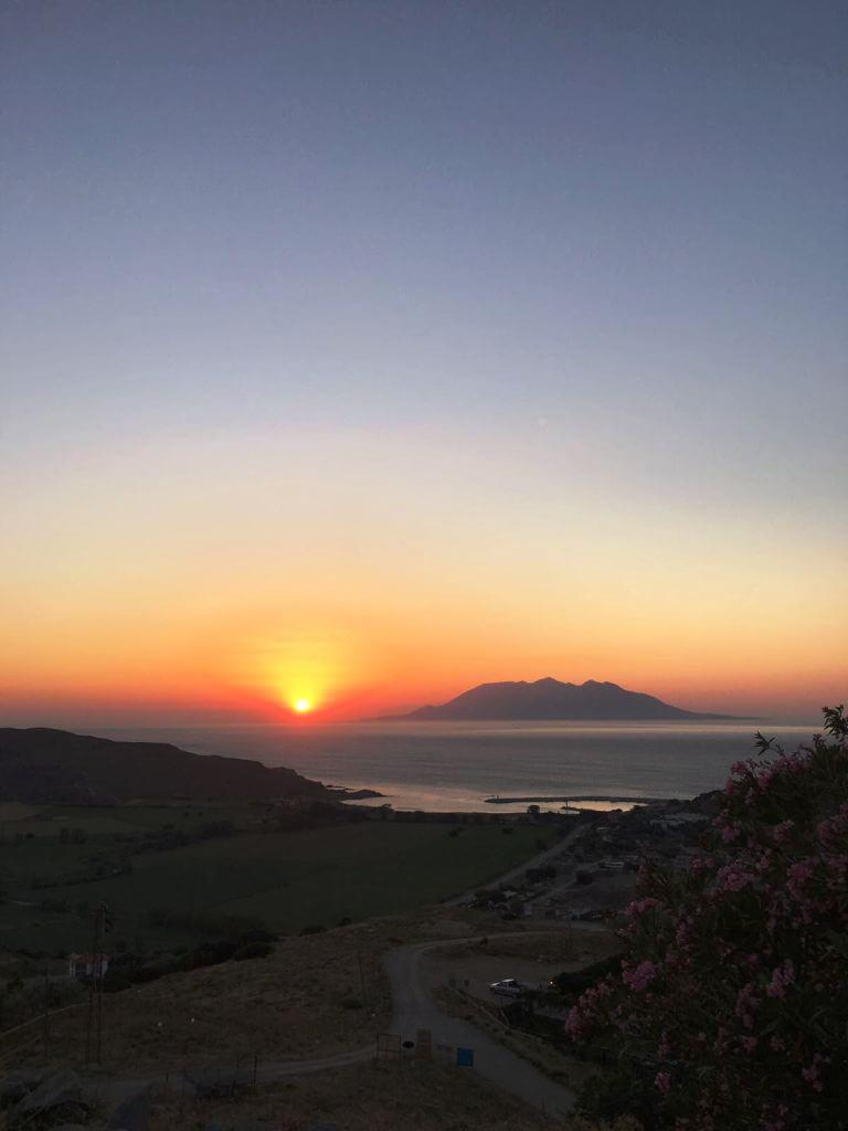 Gökçeada Günbatımı